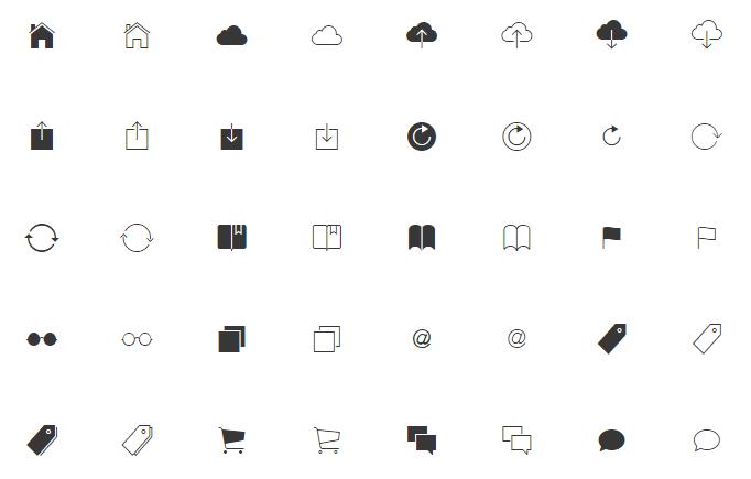 ionicons free icons