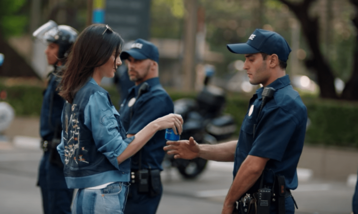 Why Pepsi's Protest Ad with Kendall Jenner was a Marketing Fail