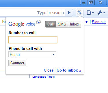 google apps - google voice