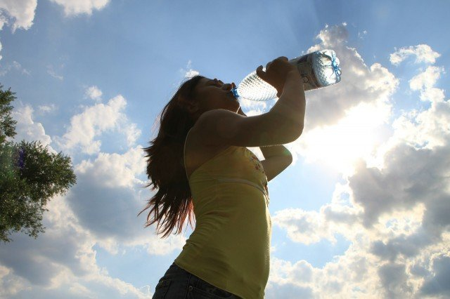 A Water Bottle Can Improve Your Energy Throughout The Day